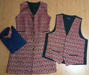 لباس فرم سنتی رستوران
