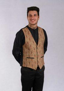 لباس فرم گارسونی مخصوص رستوران سنتی