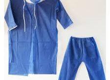 توزیع بهتربن لباس بیمارستانی یکبار مصرف