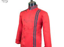 نرخ خرده لباس اشپز ایتالیایی
