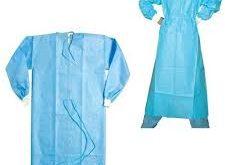 نمایندگی فروش لباس بیمارستانی یکبار مصرف
