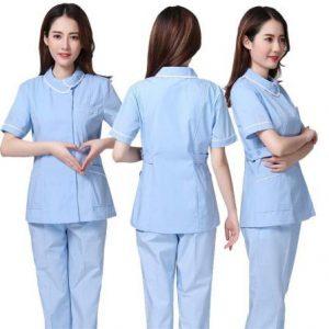 نمایندگی انواع لباس خدمات بیمارستان