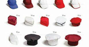عرضه انواع کلاه رستوران