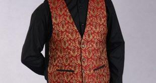 پیراهن و ژیله سنتی